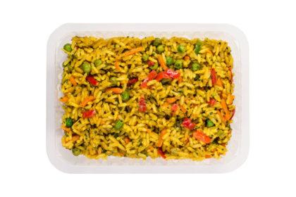 alfa-kulinaria pyszny ryż z warzywami jak domowy