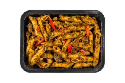 alfa-kulinaria pyszny makaron z piersią kurczaka jak domowy